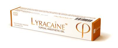 Lyracaine Topical Anaesthetic Gel 5% , LMX4 Topical Anaesthetic Cream 4%