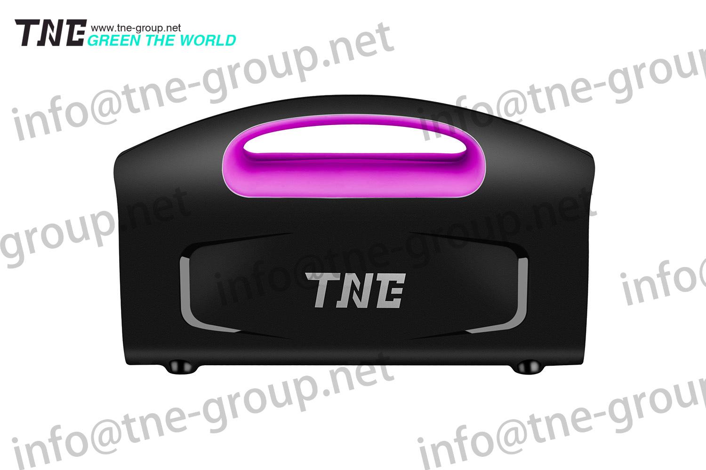 TNE New designed Solar power inverter dc 12v ac 220v ups with Battery Charger