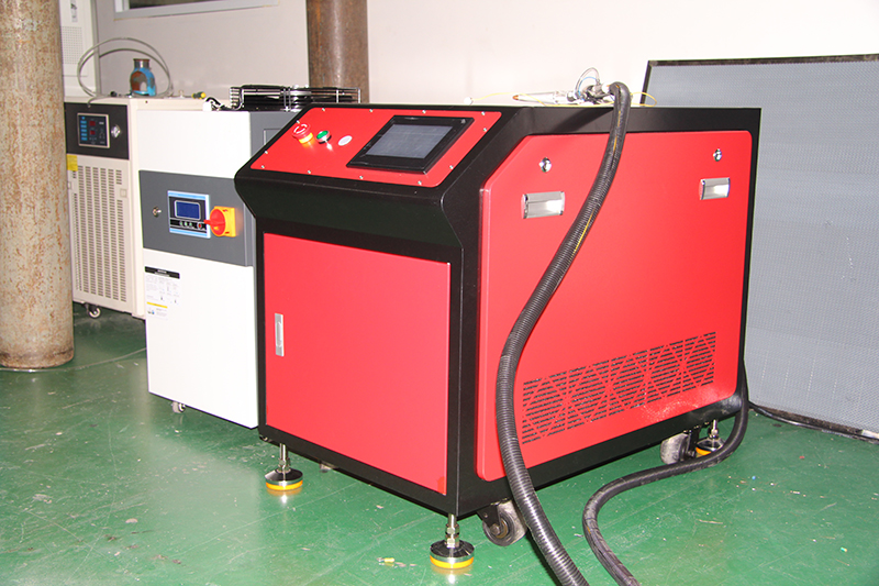 1000W 2000W robotic laser welding machine metal for Kitchen and bathroom