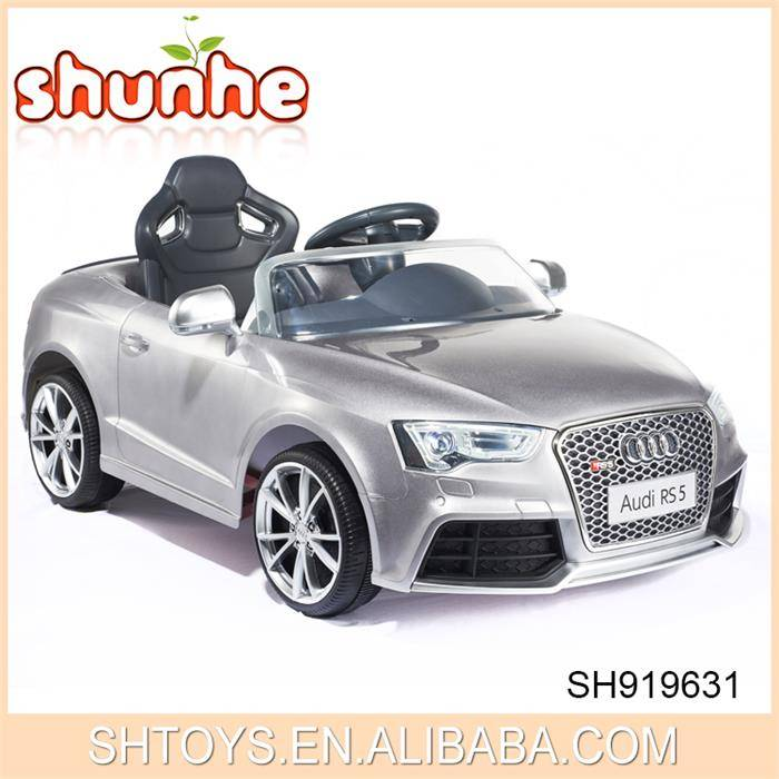 AUDI RS5 licenses children car remove control ride on car