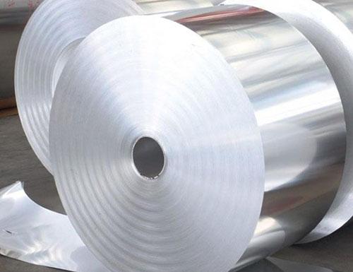 Direct factory sales 3003 aluminum foil for honeycomb material