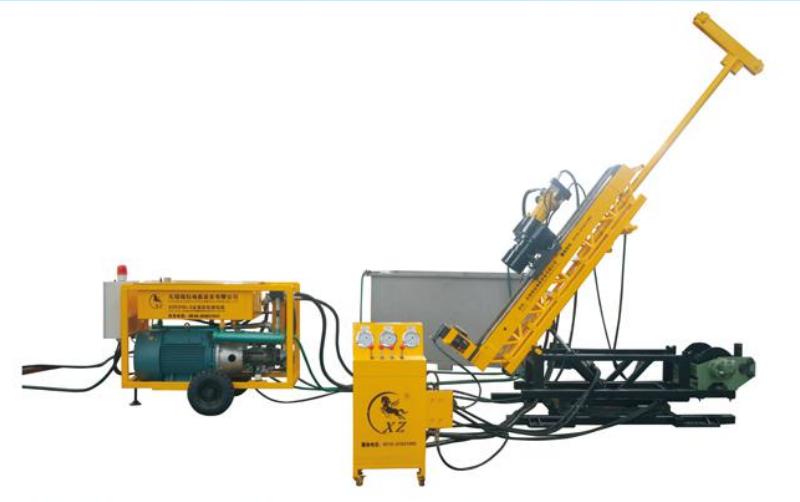 XZKD95-3 hydraulic Underground drilling rig for mining drill