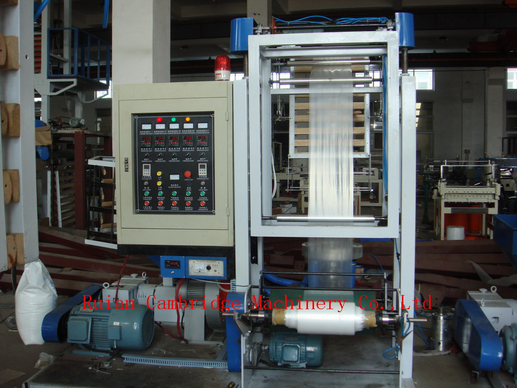 Mini Type HDPE/LDPE Film Blown Extruder/Blown Film Machine/Blown Film Extruder
