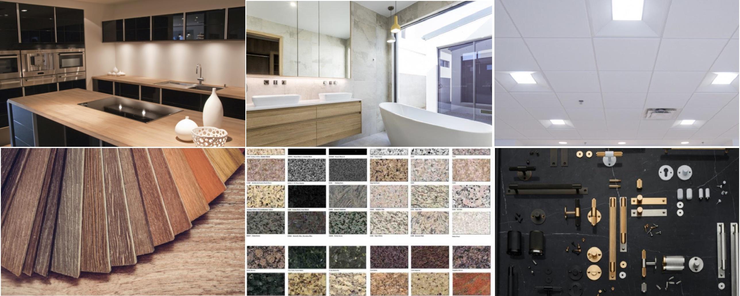 Dunbon Provides Procurement Projects. Interior Materials:Floor/Lighting, etc.