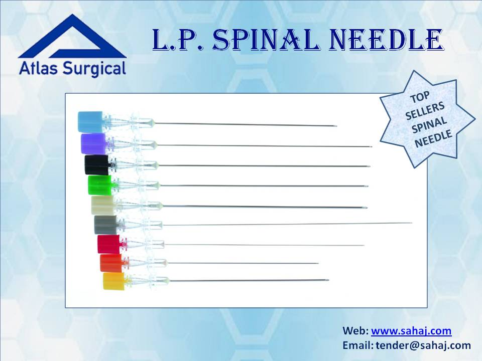 L.P. Spinal Needle