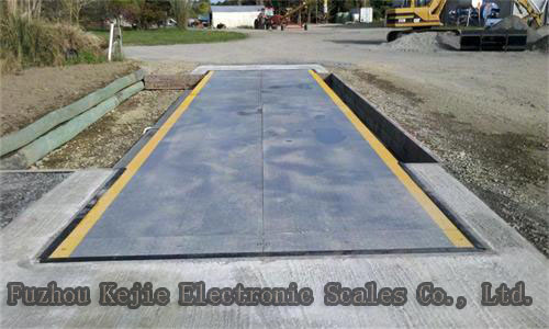60t 80t 100t 120t 18m weighbridge for truck weighing scale