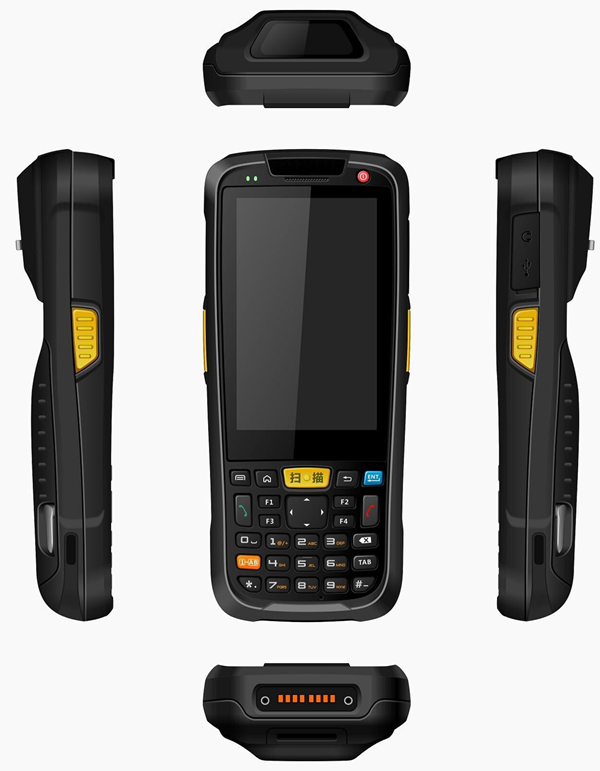 Android rugged Handheld Data terminal