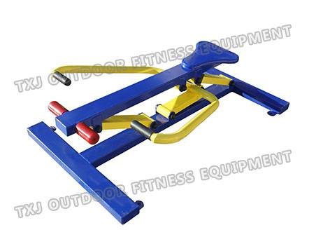 outdoor gym equipment/outdoor weight training equipment- Rowing Machine