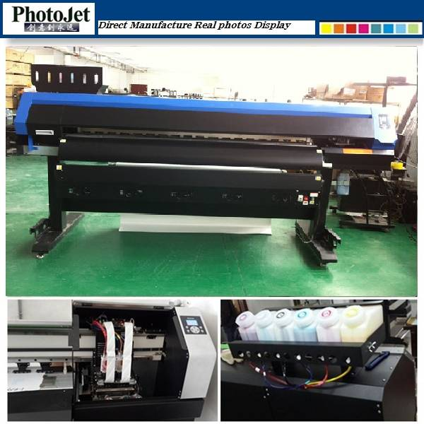Eco solvent printer machine China supplier