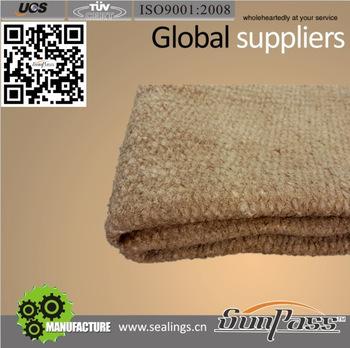 Ceramic Vermiculite Heat Insulation Cloth Ceramic Fiber Cloth