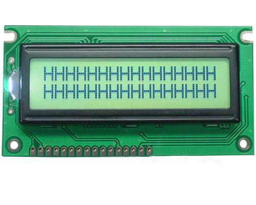 Character LCD module LCM1602 ATM1602B-FL-YBW