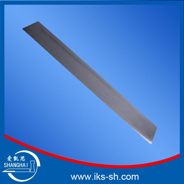 Rubber cuting blade knife