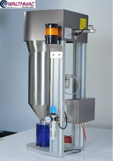 Gravimetric (Meter Weight) Control System