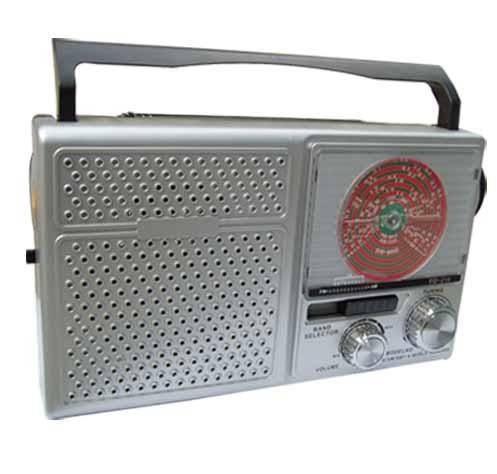 dynamo radio with torch