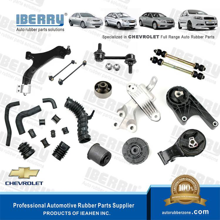 Specialized in Full Range Korean Car Rubber Parts-Aveo / Optra / Cruze / New Sail - Engine Mounting