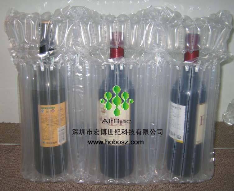 Wine bottle Air bag