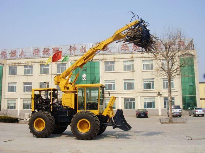 shenwa sz-9600 sugarcane garab loader