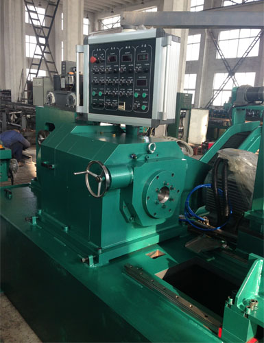 Steel tube burnishing machine-peeling machine China