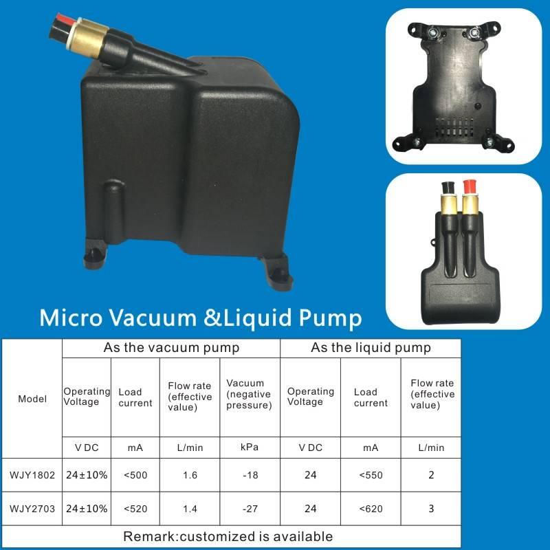 Micro Vacuum &Liquid Pump