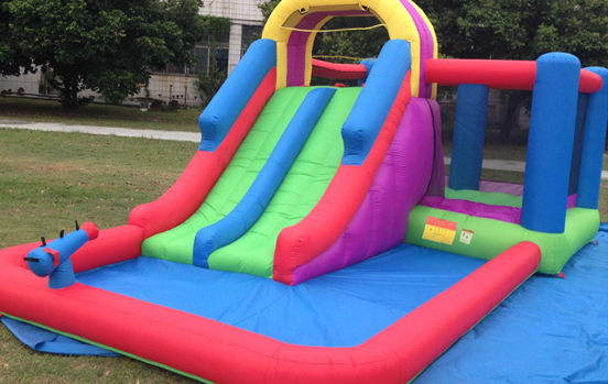 The hot sale inflatable bouncer