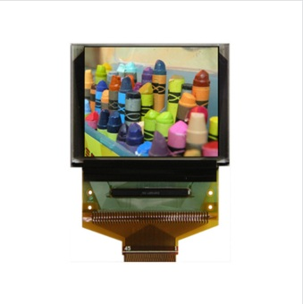 1.77 inches 160128 dots with high quality Full Color Graphic OLED Display
