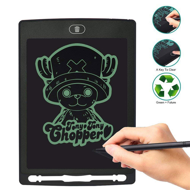 12 Inch Partial Erase LCD Writing Drawing Tablets