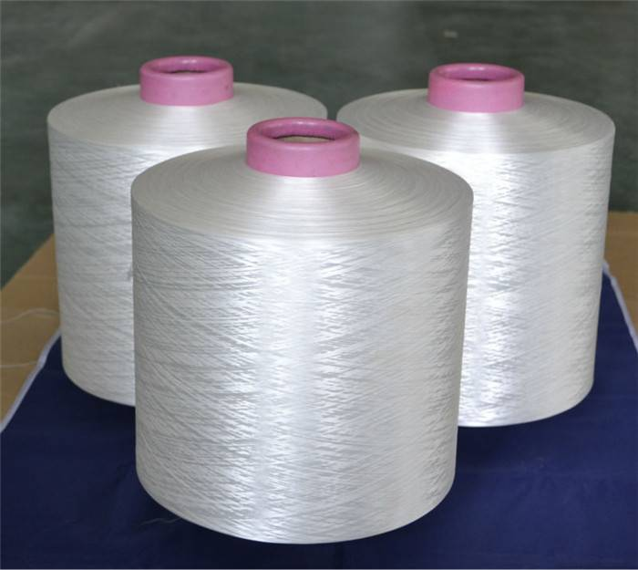 100% virgin polyester dty yarn 300d/144f with high tenacity RW TBR NIM/SIM/HIM for weaving and knitt