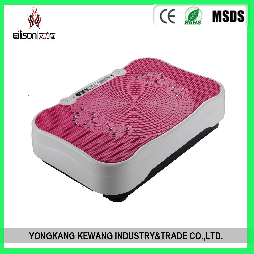 2015new crazy fit massage / vibration plate/ home exercise machine
