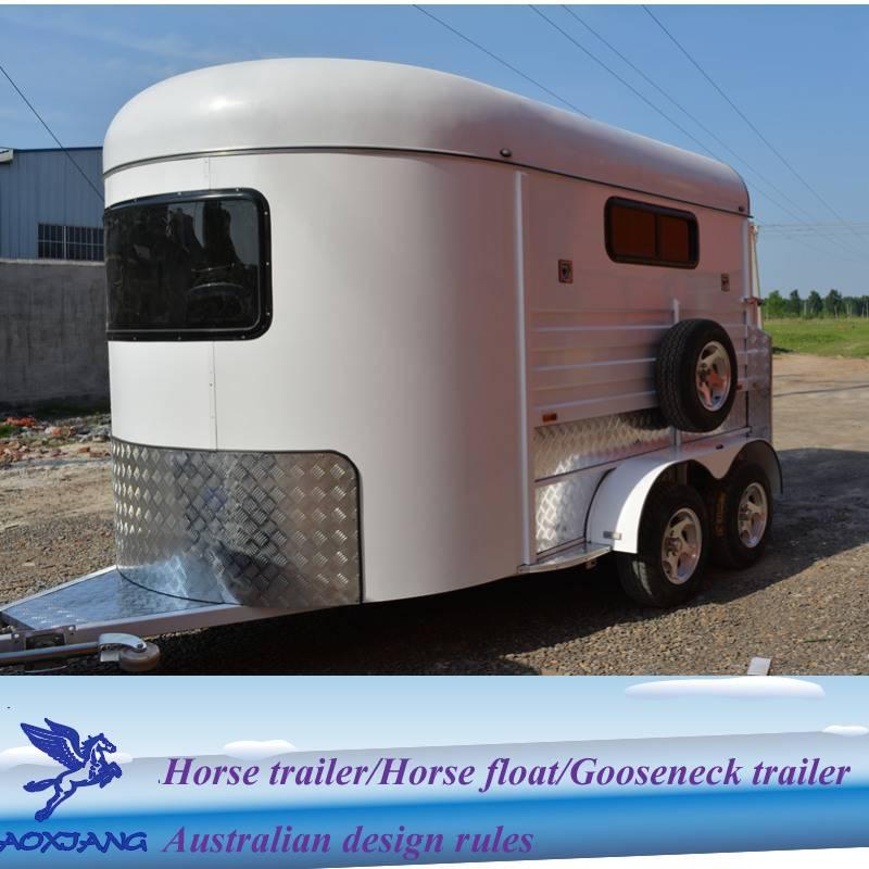 economi 2 horse straight load horse trailer