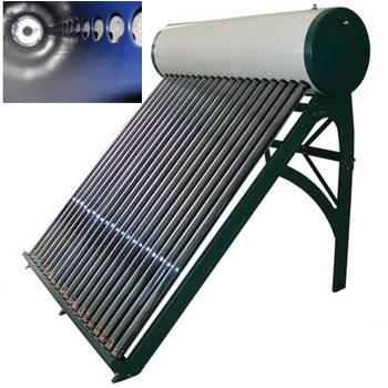 Porcelain Enamel Non-pressure Solar Water Heaters