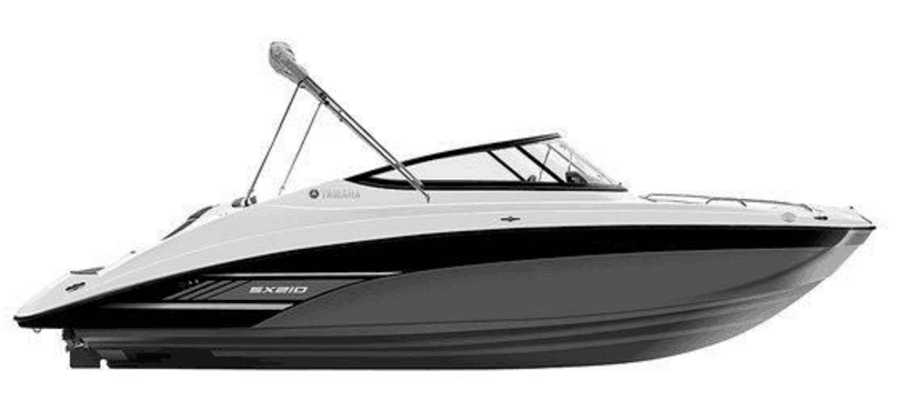 New 2017 Yamaha SX210 21 feet Power Boat