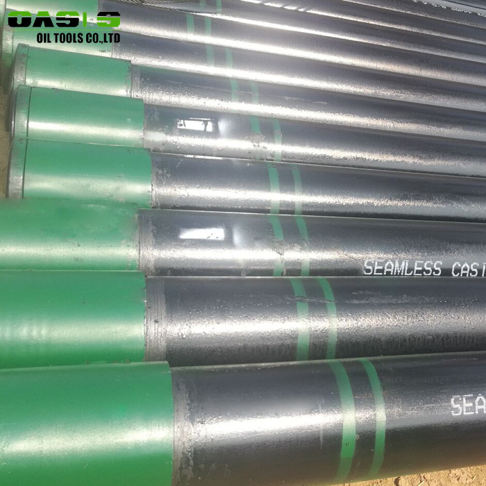 API 5CT J55/K55/N80/L80 standard tubing and casing 9 5/8 carbon steel for oil and gas transmission
