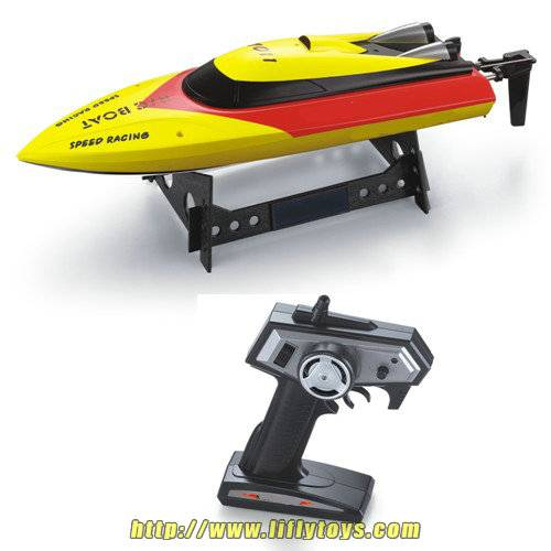 TB-7011 2014 NEW 2.4G 2-channel middle size high speed RC racing ship RC boat