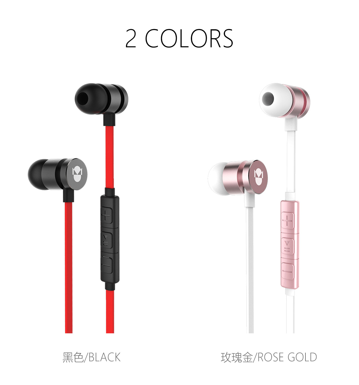 Factory Directly Comfortable Mega Bass Earbud
