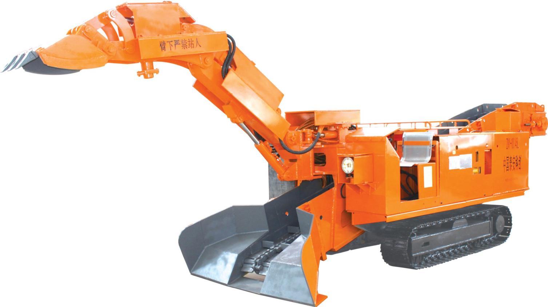 Crawler Type Excavator loader
