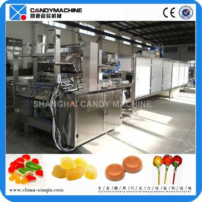 Jelly candy production line with high quality