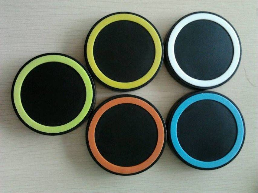 Black Newest Wireless Charger Wholesale