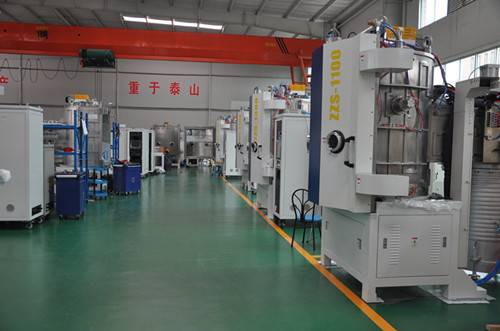 Optical Lens Electron Beam Evaporation Optical Vacuum Coating Machine Equipment
