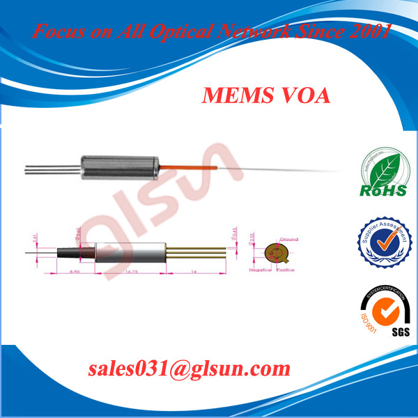 MEMS VOA Variable Optical Attenuator