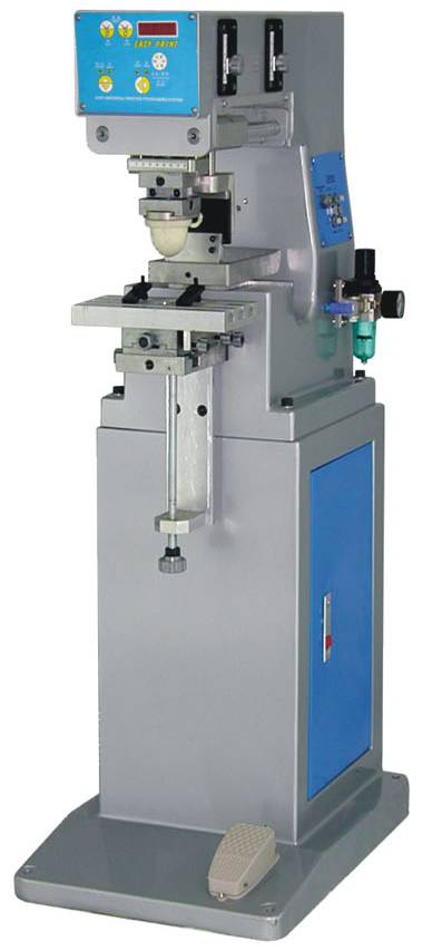 1-Color Pad Printing Machine
