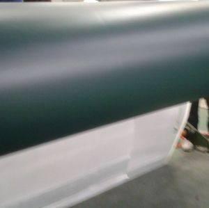 Dark Green Matt PU Conveyor Belt