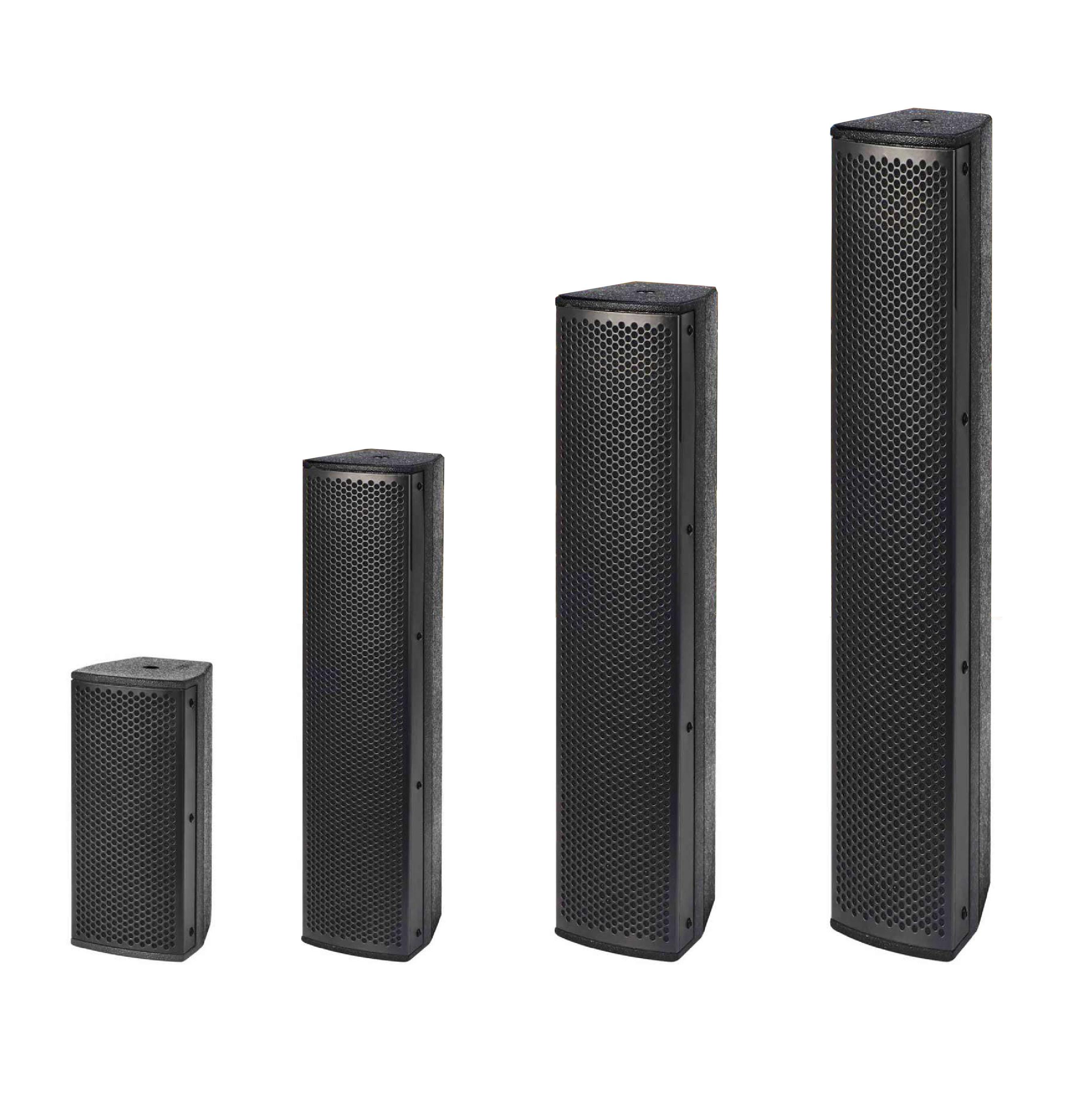 4-inch conference system sound column multi-purpose professional mini speaker