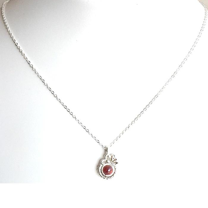 designer sterling silver pendant set