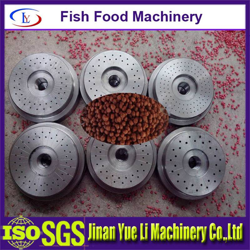 Fish Feed Equipment/making/processing machine/plant/line/high capacity/efficiency