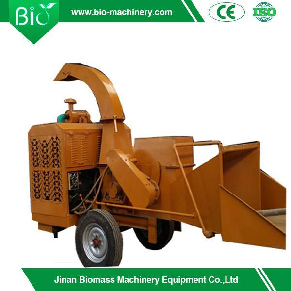 Log wood chtting machine /Mobile discwood chipper
