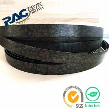 popular extrued pvc edge banding for particle boards