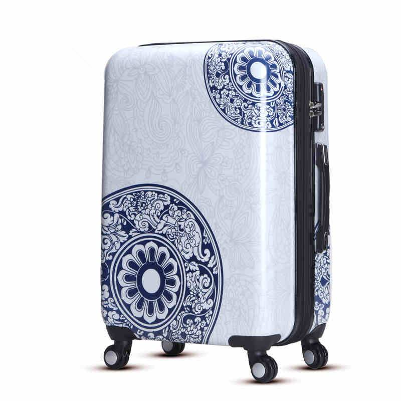 20 24 28 inch personalized luggage sets