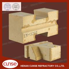 qualified manufacturer silica refractory brick for coke oven