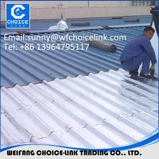 1.0mm self adhesive bitumen waterproof membrane for roofing