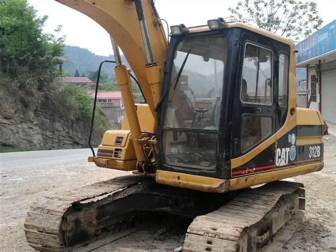 Used CAT MIni Excavator 312